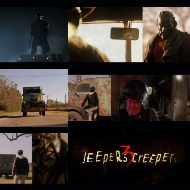 Jeepers Creepers 3 set photos