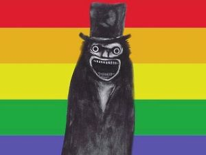 The Babadook as LGBT icon