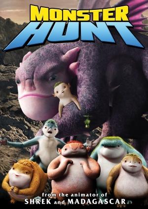 Monster Hunt Poster