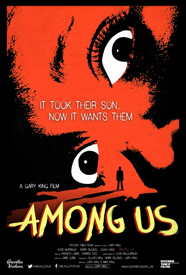 Among Us Movie Poster