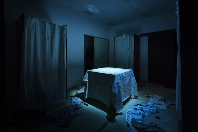Japan's Awesome New Haunted House Escape Room – Addicted to Horror