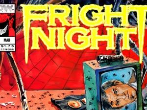 Fright Night Issue 5 Header