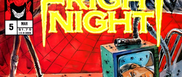 Fright Night Issue 5 Header