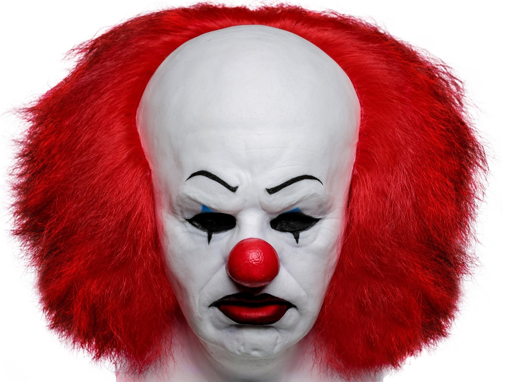 Stuff Your Head in This Licensed Pennywise Halloween Mask from ...