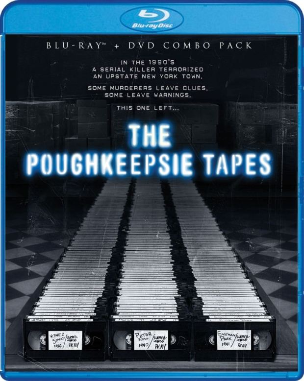 Poughkeepsie Tapes Blu-ray