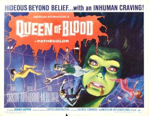 Queen of Blood movie poster
