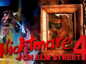 A Nightmare on Elm Street 4: Dream Master poster
