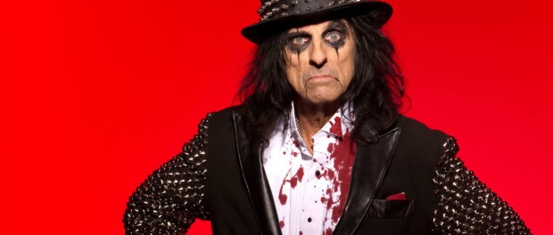 Rock icon Alice Cooper