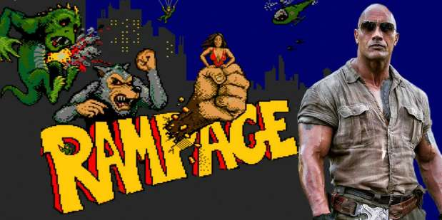Rampage the movie