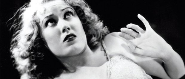 Fay Wray in King Kong