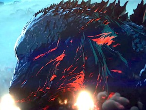 Godzilla: Monster Planet movie