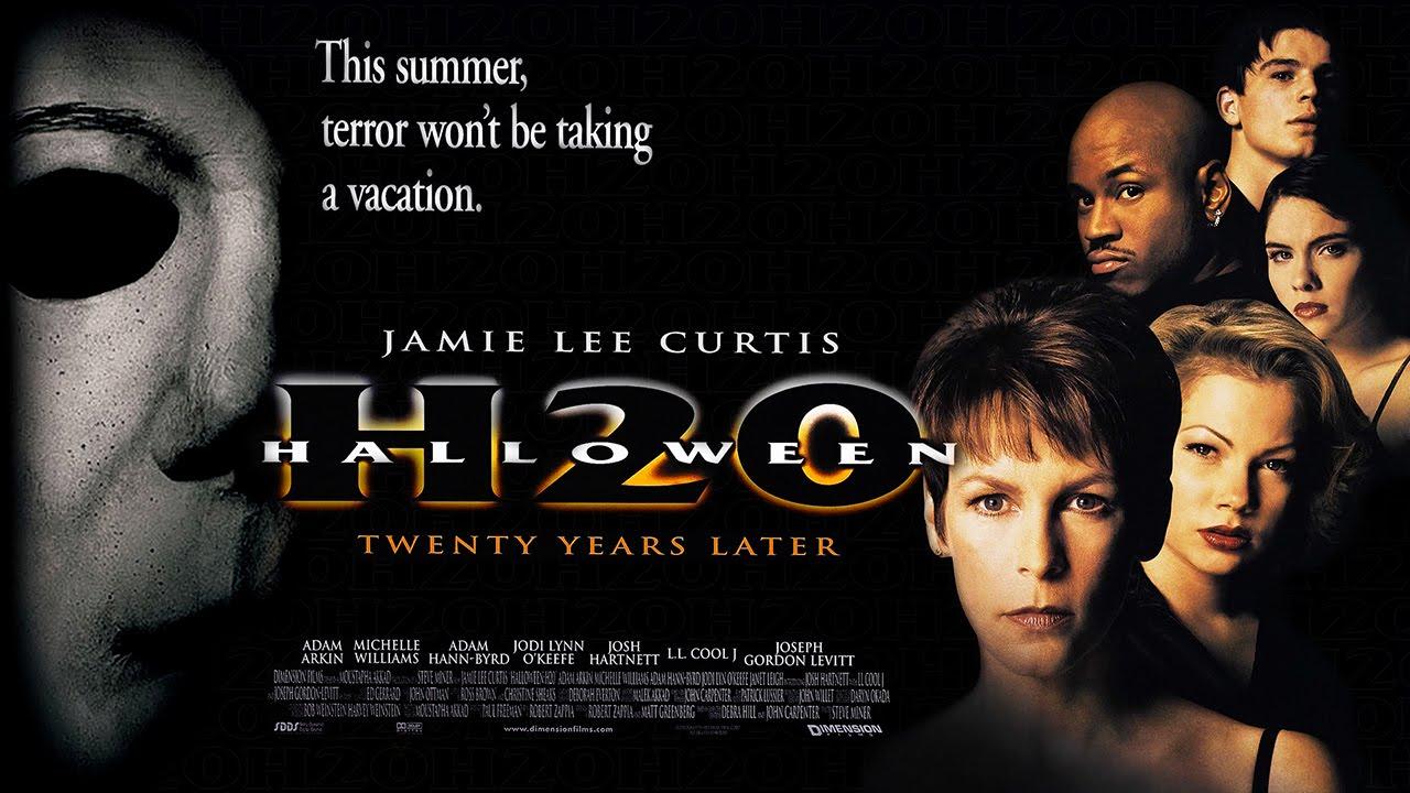 halloween h20 - Halloween Movie History