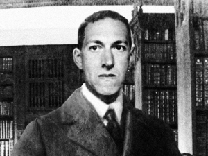 Author H.P. Lovecraft