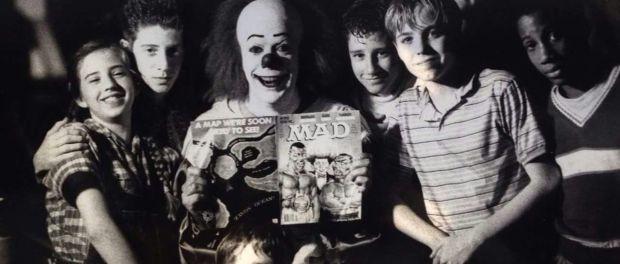 Cast of 1990's It