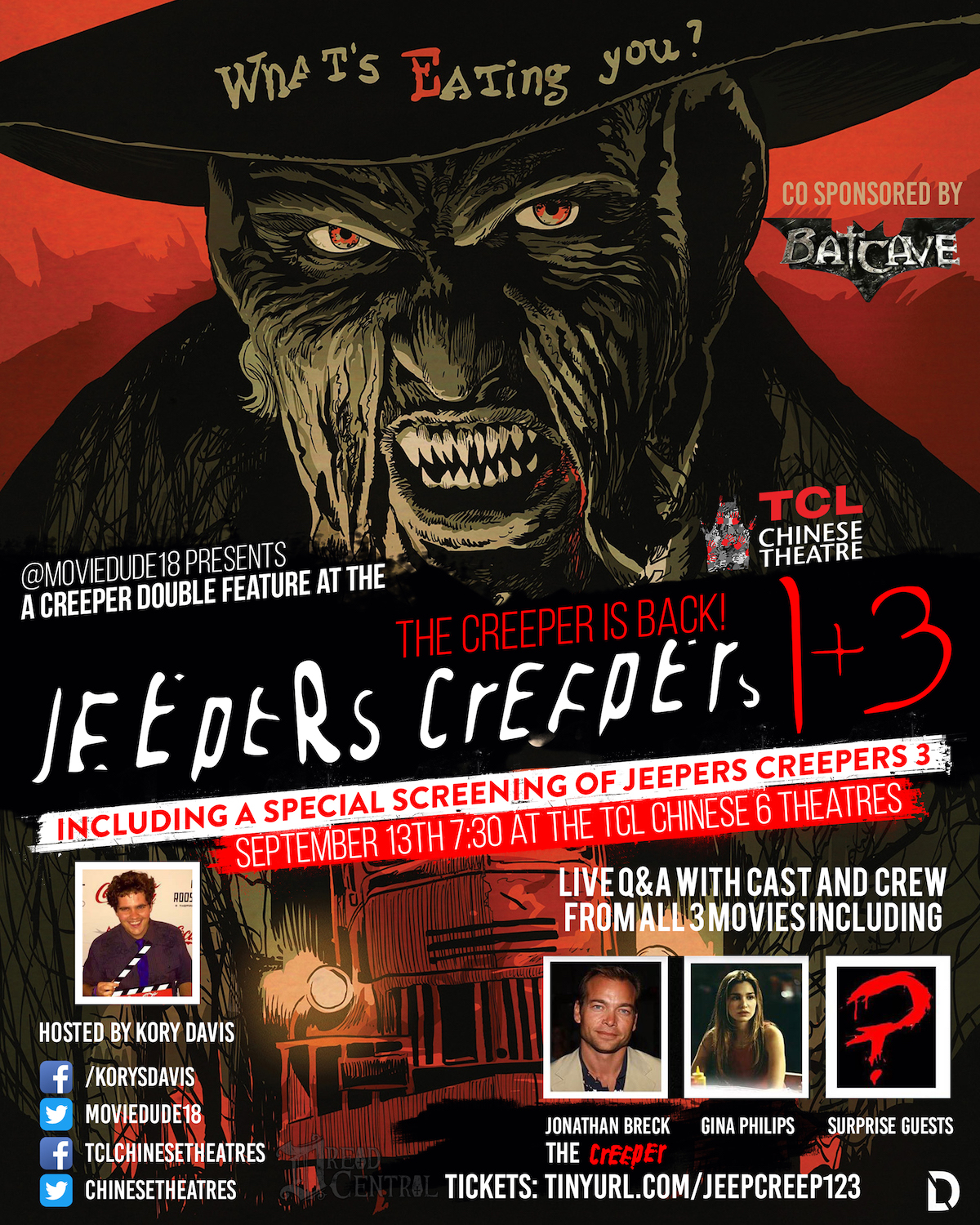 Jeepers Creepers 3' is Hitting the Big Screen Next Month