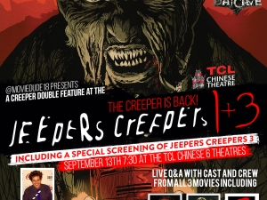 Jeepers Creepers 3 Event Poster