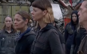Still from Season 8 of The Walking Dead