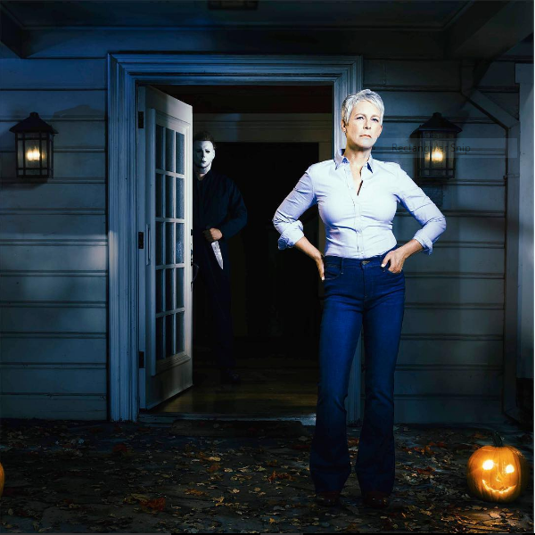 Jamie Lee Curtis Halloween Announcement