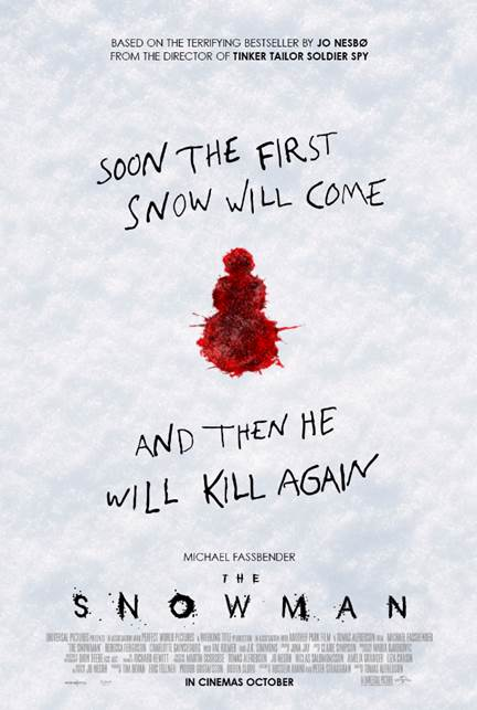 The-Snowman-first-poster